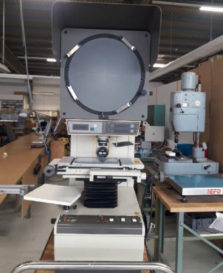 Profil_Projektor_olcum_Makinesi