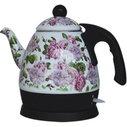 Enamel Electric Kettle,Electric Teapot