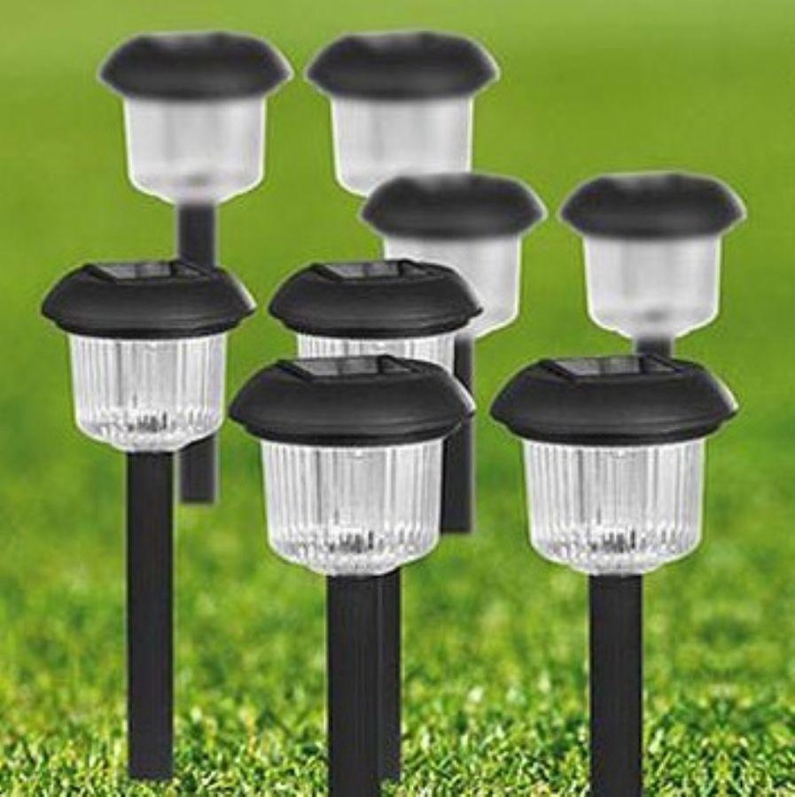 Güneş enerjili bahçe lambaları