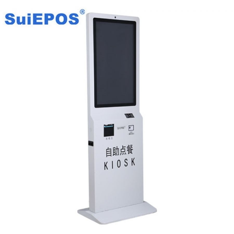 Self Service Kiosk touch screen