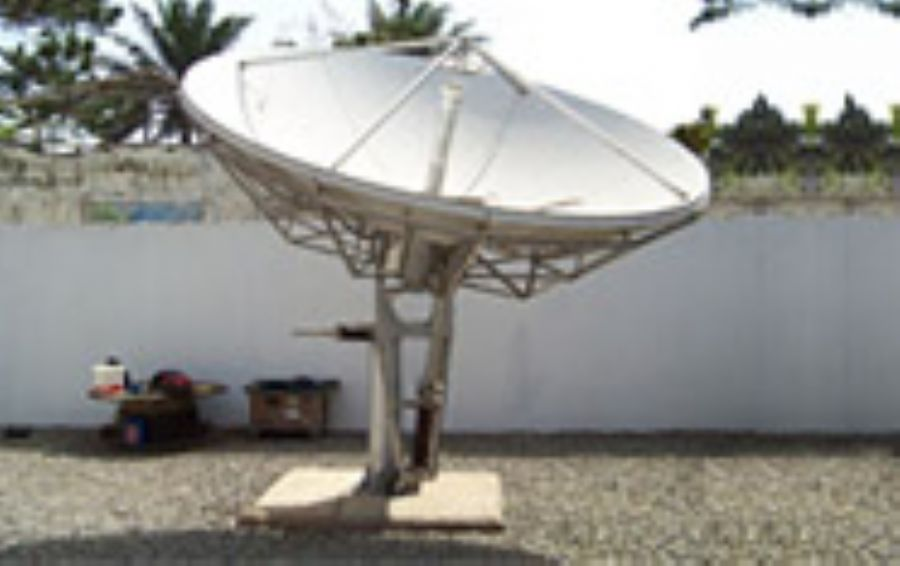 4.5m satellite antenna
