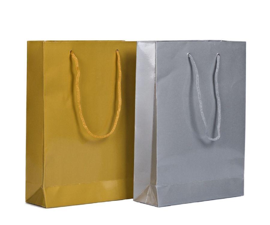 Kağıt ve plastik poşet
