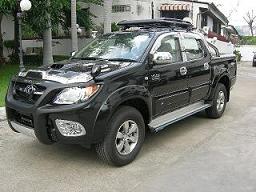 Toyota Hulix Vigo Tr