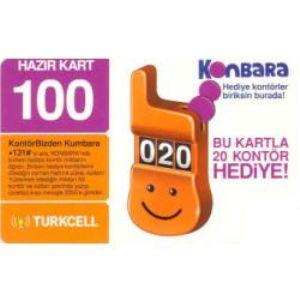 100 L�K TURKCELL KO