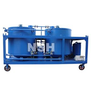 SINO-NSH GER Used Oil Regeneration System