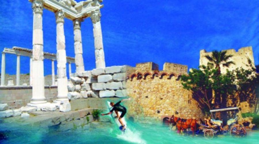 Turizm Sektörüne Yat